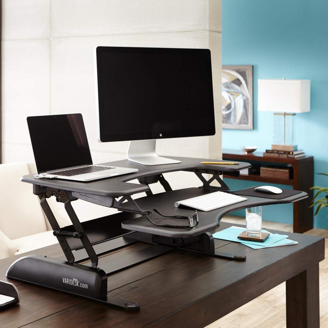 Product review varidesk pro plus 36 dohrmann consulting - Office professional plus components ...