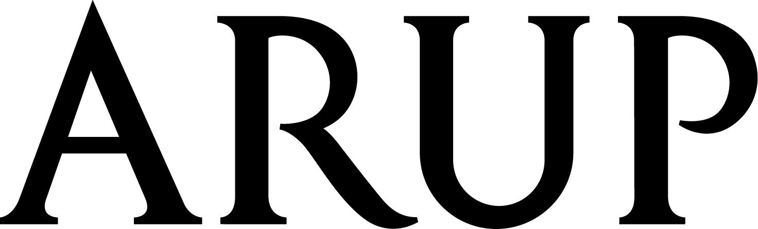 Arup Logo Black