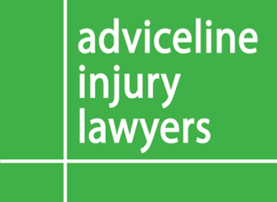 Adviceline Injury Lawyers logo green