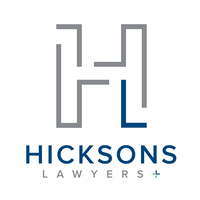 Hicksons Lawyers logo