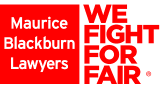 Maurice Blackburn logo red
