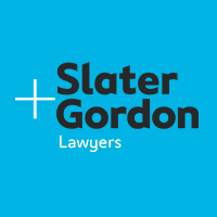 Slater and Gordon logo black and blue